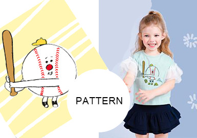 Korean Style Funny Illustrations-- Pattern Trend for Kidswear