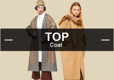 Overcoat -- The Analysis of Popular Items in Womenswear Markets