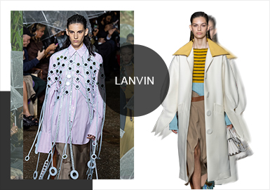 Sweet Dreams During Childhood-- The Catwalk Analysis of Lanvin Womenswear