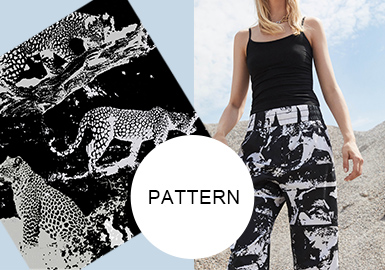 Tigers And Leopards, The Best Interpretation of The Wild-- The Pattern Trend for Womenswear
