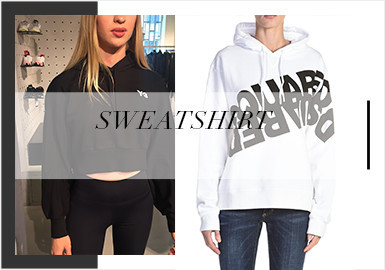 Individuality -- The Comprehensive Analysis of Women's Sweatshirts at Trunk Shows