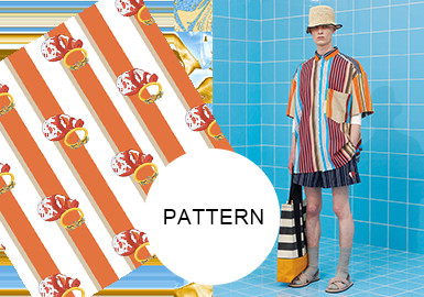 Versatile Stripes-- The Pattern Trend for Menswear
