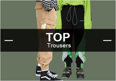 Pants- The Popular Item in Menswear