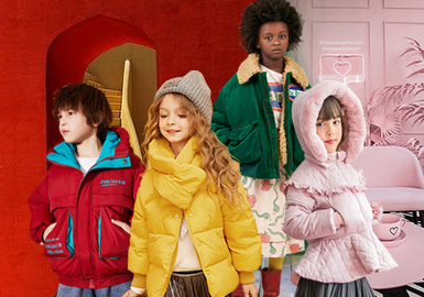 Sunshine Is Not The Only Warm Thing- The Color Trend for Kids' Puffa Jackets