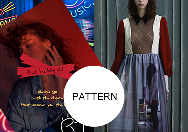 The Photography And Fashion of Females-- The Pattern Trend for Womenswear