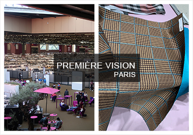 Business And Fashion-- The Comprehensive Analysis of Menswear Fabric in Première Vision Paris Designs