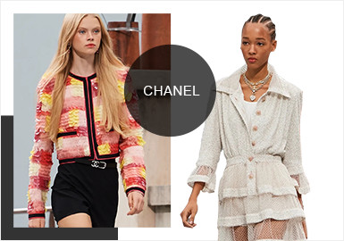 New Wave Films-- The Catwalk Analysis of CHANEL Womenswear