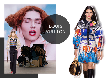 La Belle Epoque- The Catwalk Analysis of Louis Vuitton Womenswear