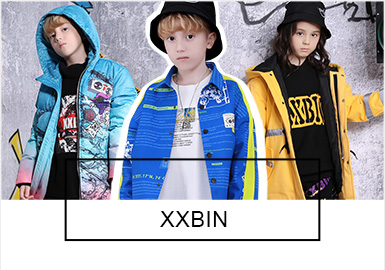 Fashionable Kids- XXBIN The Benchmark Brand for Kidswear