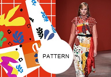 Fauvism Art and Splicing- The Pattern Trend for Womenswear