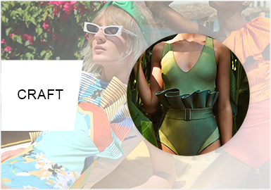 The Coast- The Craft Trend for Women's Swimwear