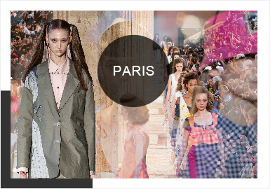 Across Time and Space- The Comprehensive Catwalk Data Analysis of Paris Fashion Week