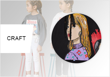 Crafts- The Pattern Craft Trend for Kids' Sweatshirts