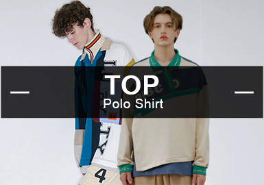 POLO Shirts- The Analysis of Popular Items in Menswear