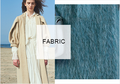 Natural Beauty- The Fabric Trend for Women's Overcoats