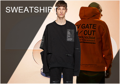 Free Style- The Comprehensive Analysis of Sweatshirts of Menswear Designer Brands