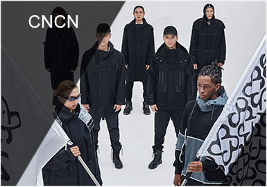 """""""l am not afraid...I was born to do this"""" -- CNCN The Menswear Designer Brand"""