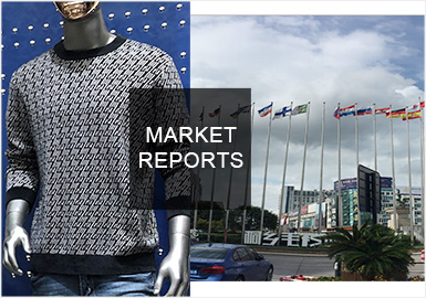 Light Business Fashion- Men's Knitwear in Tongxiang Wholesale Markets