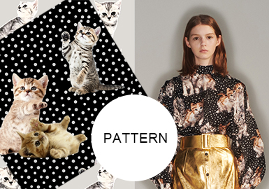Fluffy Cats in A/W- The Pattern Trend for Womenwear