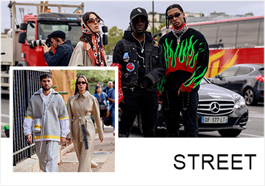 Return of Coolness- The Comprehensive Analysis of Street Snaps in Fashion Weeks