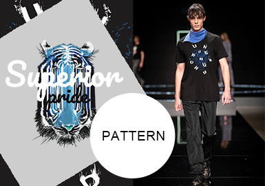 Tiger- The Pattern Trend for Menswear