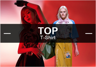 T-shirts- The TOP List of Womenswear