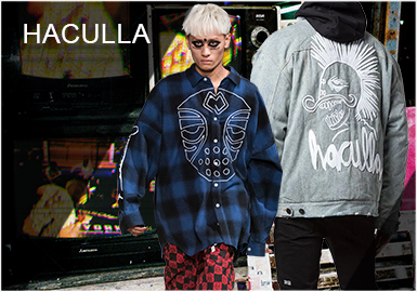 Rocky Horror Show- Haculla The Designer Brand for Menswear