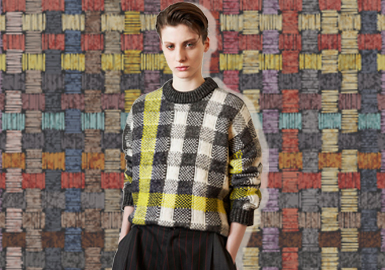 Eclectic- The Pattern Trend for Women's Knitwear