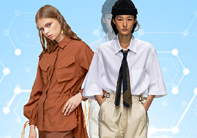 Shirts- The TOP List of Womenswear