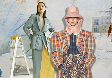 Suits- The Silhouette Trend for Women's Suits