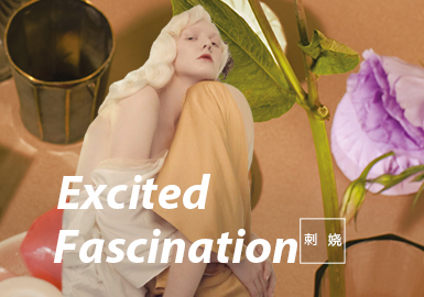 Excited Fascination -- S/S 2021 Theme Forecast