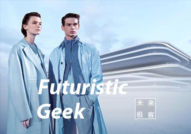 Futuristic Geek- S/S 2021 Theme Trend