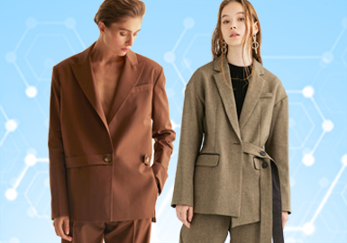 Suits--The TOP List of Womenswear