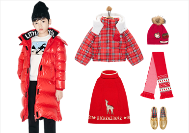 Happy New Year -- The Clothing Collocation of Kidswear in The New Year
