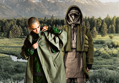 Clay Green -- The Color Evolution of Menswear