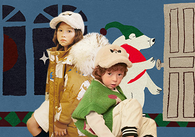 An Invitation Letter from Autumn and Winter -- Limitedoudou The Kidswear Designer Brand