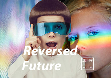 Reversed Future -- The S/S 2021 Theme Trend for Kidswear