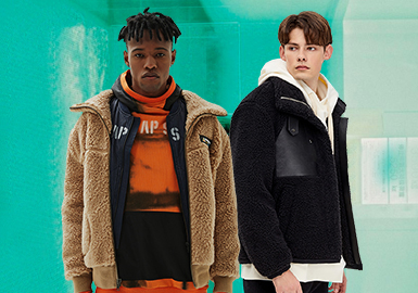 Warm and Soft -- The Silhouette Trend for Men's Fleece Jackets