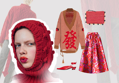 The New Year Plan -- Clothing Collocation for Women's Knitwear