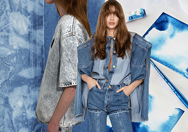 Denim -- The Washing Craft for Women's Denim
