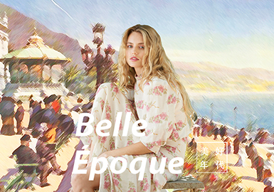 Belle Époque -- The Pattern Trend for Womenswear