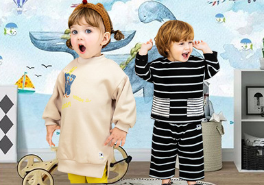 Cute and Childlike -- Pimpollo The Benchmark Brand of Kidswear
