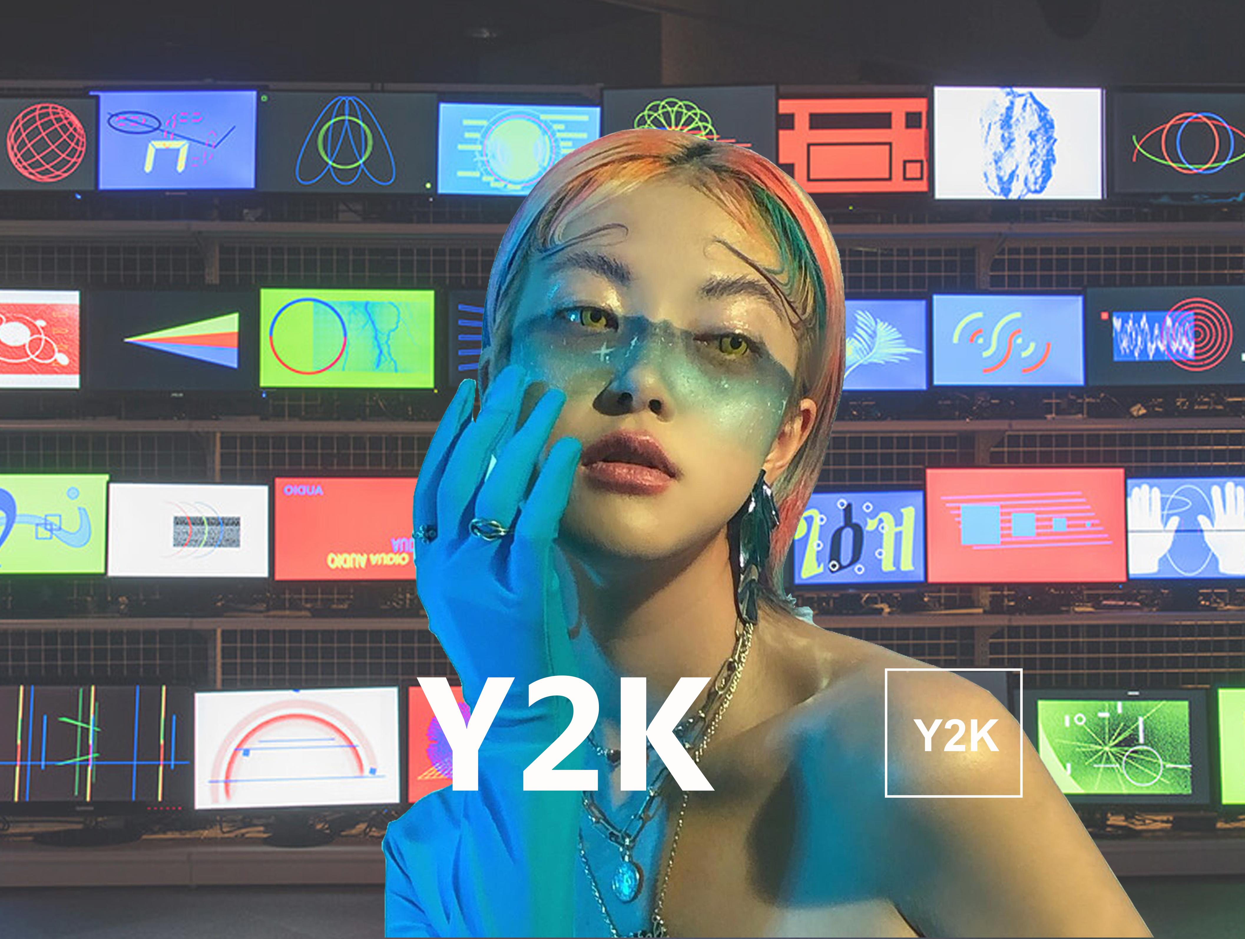 Y2K -- S/S 2021 Theme Trend
