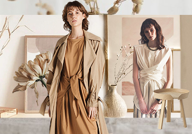 Character of Nature -- The Comprehensive Analysis of Womenswear Designer Brands for Cotton & linen Style