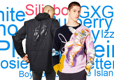 The Analysis of TOP 50 Menswear Brands in 2019
