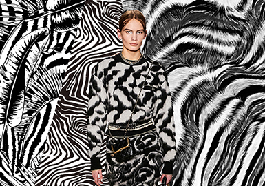 Unlocking Black and White Stripes -- The Pattern Trend for Womenswear