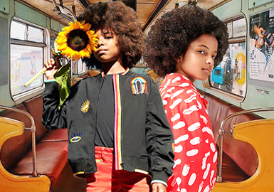 Outer Beauty -- The Silhouette Trend for Girls' Outerwear