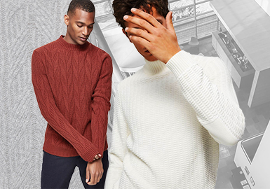 Perfection and Simplicity -- SELECTED The Benchmark Brand for Men's Knitwear