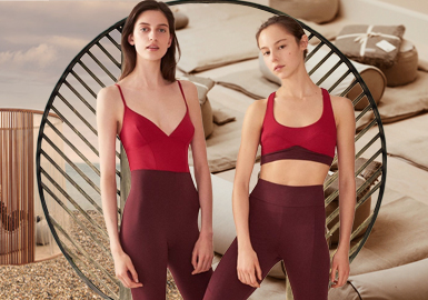 Meditation and Practice -- The Fabric Trend for Women's Yoga Clothes