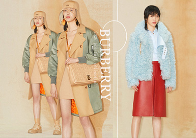 The Brand-new Look of Riccardo Style -- The Catwalk Analysis of Burberry Womenswear